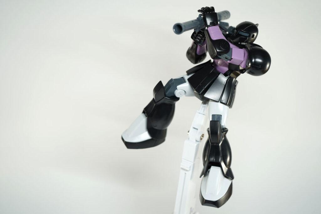 1/144 HGUC ザクI 黒い三連星仕様
