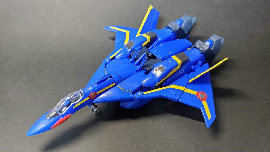 1/100 VF-19S ファイターモード
