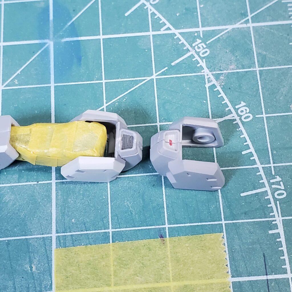 ガンプラ 1/200 ガンダムTR-1 ヘイズル2号機