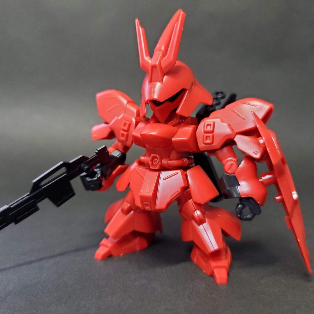 サザビー 武装装備